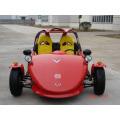 Impulsión de cadena rojo triciclo motocicleta ATV (KD 250MD2)