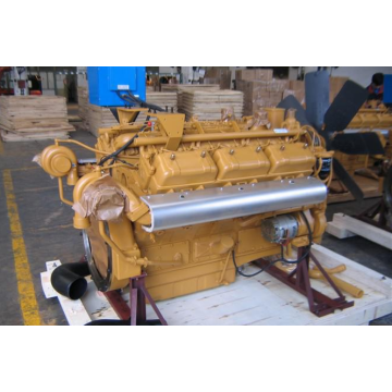 210KW /230KW 12V138Q motor de gás do cilindro com governador elétrica