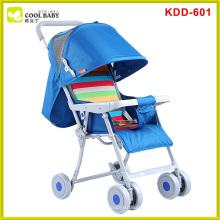 Carrinho de passeio quente do bebê do aço inoxidável da venda quente de alta qualidade