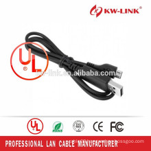 Mobile Charger Cable Micro USB Cable USB2.0 AM to Micro B Cable