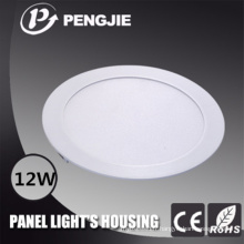 Logement anti-fuite excellent de voyant de panneau d'aspect LED pour l'intérieur