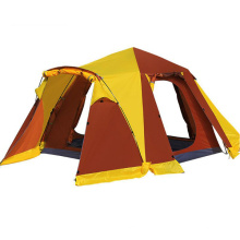One Bedroom One Hall Many People Outdoor Camping Double Tent