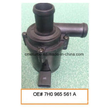 Brushless Auxiliary/ Additional Circulating Water Pump OEM 7h0965561A
