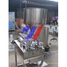 Horizontal Type Ointment Filling Machine