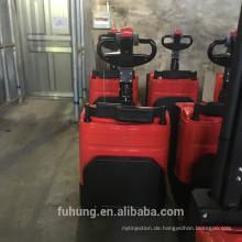 Top Verkauf schweres Gewicht auf voll elektrisch 3m 4,5 m Palettenstapler