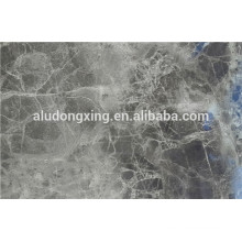 Marble Pattern Design Aluminium Colored Foil of Alloy 1070