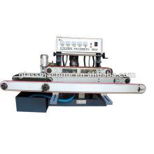 Máquina de ribeteado de vidrio de línea recta horizontal YMA211 con 4 ruedas