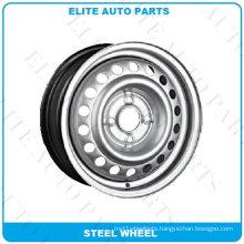4X100 Snow Steel Wheel for Car