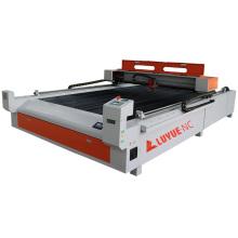 Alumínio / metal / cortador usado de aço inoxidável do laser da fibra