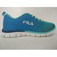 Zapatillas deportivas de señora Light Bright Color Comfort