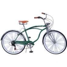 Springer Forks 26′′ Beach Cruiser Bicycle (ANB12BC-08)