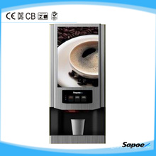 3 Flavors Instant Coffee Machine on The Go