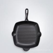 28cm Cast Iron Griddle Pan