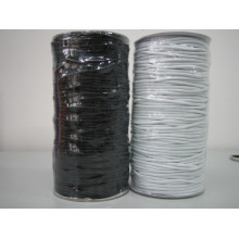 Best Selling Polyester Knitted Black Elastic