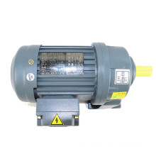 Helical Gear Reducer Motor 400W1/2HP 28 shaft induction motor