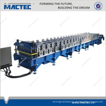 Hochqualitäts-Lagerregal-Rollformmaschine machen AG-Profil