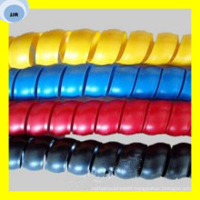 High Quality PP Plastic Colourful Hydraulic Hose Protector