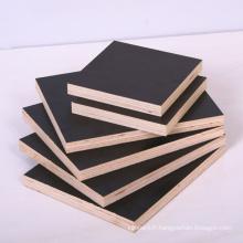 Contreplaqué de film d'épaisseur de noyau de bois dur de 18mm de haute qualité