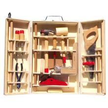 Wooden Toy Wooden Tool Box--31 PCS