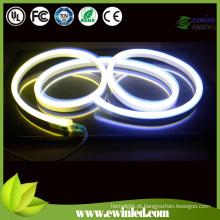 110V regulável RGB LED neon flex corda luz
