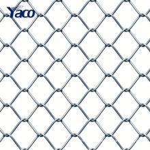 wholesale diamond galvanized chain link fence for garden