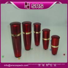 SRS amostras grátis 15ml 30ml 50ml 80ml 120ml garrafa da bomba de tintura de cabelo