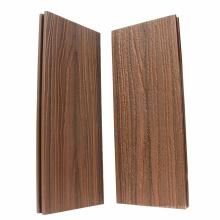 Le bois de rose de haute qualité a expulsé le decking de Wpc, decking composé de bambou de Co-extrusion