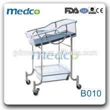 Medco B010 prix de l'habitacle portatif en acier inoxydable Medco B010