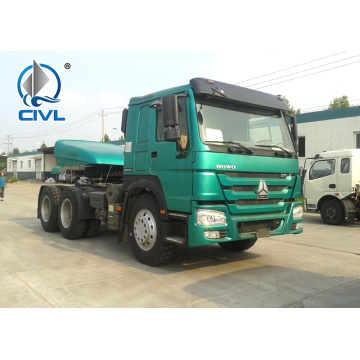 HOWO RHD 6x4 371hp Tracteurs routiers