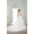 2016 lace bridal wedding dress real photo sweet-heart wedding dress