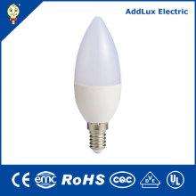Dimming 3.5W 4.5W 6W E14 E27 B22 LED Candle Lamp