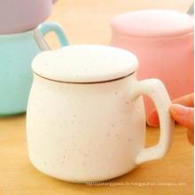Design de mode Tasse à café en porcelaine Tasse en céramique Tasse au lait