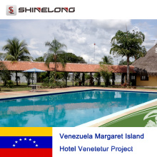 Venezuela Margaret Island Hotel Venetetur Projekt von Shinelong