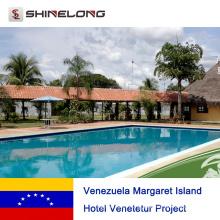 Venezuela Margaret Island Hotel Venetetur Project from Shinelong
