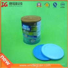 300/307/401/502 Recipiente para latas de metal Tapa de plástico