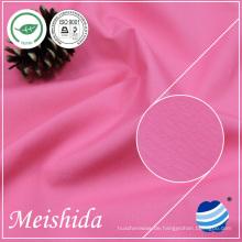 Baumwoll-Uniform gewebte Textilien Baumwolle Satin 50 * 50/187 * 106 festen Farbstoff Stoff Hersteller