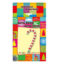 niños decoración creatividad pony beads DIY accesorios artesanales