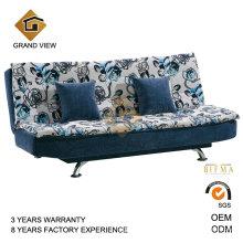 Union Jack Riser inclinable meubles Sofa de tissu (GV-BS118)