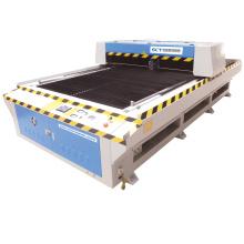 Máquina de corte láser metal y no metálica de venta caliente