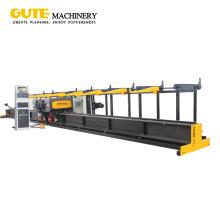 10-32mm Double Head Steel Bar Bending Center CNC Rebar Bending Center Vertical Bender with Overseas Service GUTE Brand