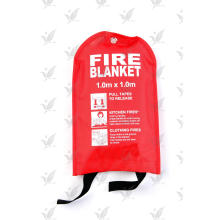 En1869 Fiberglass Fire Blanket Softbag
