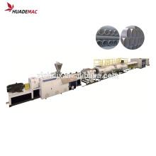 PVC Extrusion Machine Double Screw Plastic Extruder