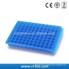 Soporte de tubo de centrífuga de doble cara 1.5 / 2.0ml
