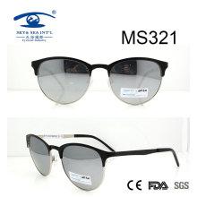 Runde Form-neue Ankunfts-MetallSonnenbrille (MS321)