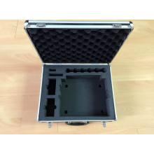 Venta directa de la fábrica Caja de aluminio del instrumento de la aleación (KeLi-D-2001)