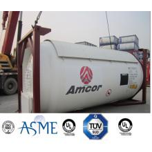 Envase 20 25000 FT L alta resistencia carbono tanque de GLP a precio Reasonble