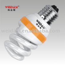 Оптовая фабрика 12В спиральной солнечной разумные энергосберегающие лампы для продажи