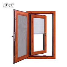 Aluminium-Fensterstifte Vertikales Schiebefenster aus Aluminium Aluminiumflügelfenster