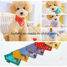 Dog Bandana Collar Cotton Triangle Cat Pet Bandana
