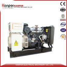 Isuzu 20kw to 32kw Diesel Generator Set with Foton Isuzu Engine